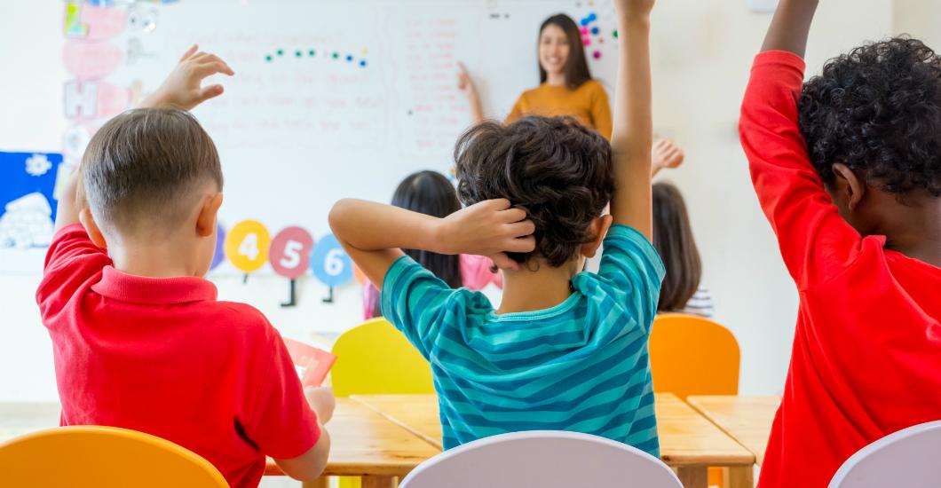 How to prepare children for starting school